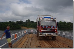311016 Guya Essequibo river ferry 2